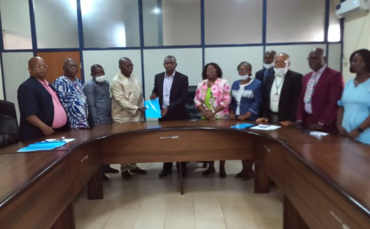 ACU SIGNS MOU WITH MORE INSTITUTIONS