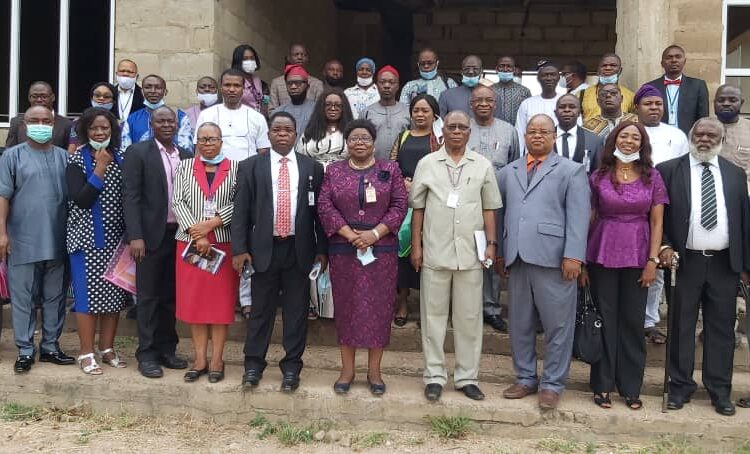 NATIONAL UNIVERSITIES COMMISSION VISITS AJAYI CROWTHER UNIVERSITY FOR RESOURCE ASSESSMENT OF NEW ACADEMIC PROGRAMMES