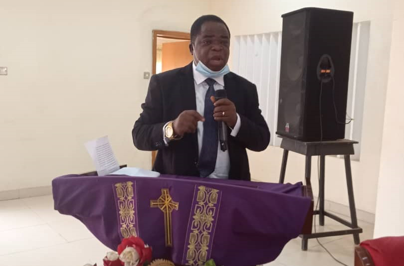 VICE-CHANCELLOR ADDRESSES PROPRIETOR OF AJAYI CROWTHER UNIVERSITY
