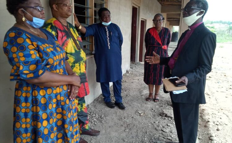 BISHOP ODUNTAN COMMENDS VC, PRAYS FOR MANAGEMENT OF AJAYI CROWTHER UNIVERSITY