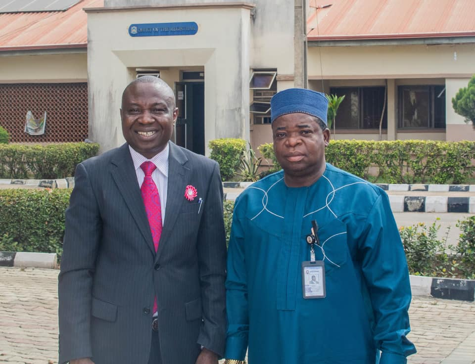 AN ENCOUNTER WITH AJAYI CROWTHER UNIVERSITY'S VC