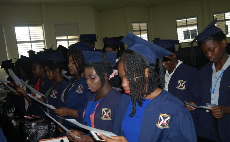 NOTICE TO ALL MATRICULATING STUDENTS