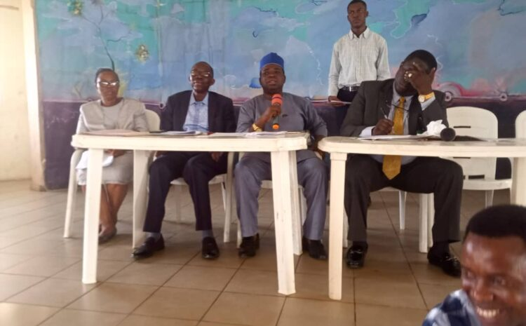 VC ASSURES WORKERS OF SALARIES AND PENSION PAYMENT
