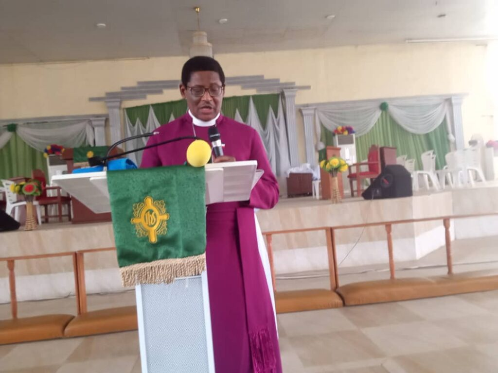 ANGLICAN CHURCH PRIMATE ATTENDS 2021 EFAC CONVENTION AT AJAYI CROWTHER UNIVERSITY, OYO
